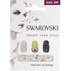 Swarovski Nail Art Crystals Pearl Mix 54pcs